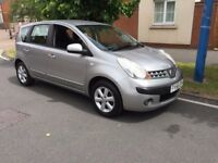 2006 Nissan Note 1.4 16v SE 5dr £1,300 FSH CLEAN MODEL cheap bargain cars