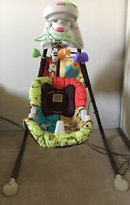 Fisherprice baby swing in great condition
