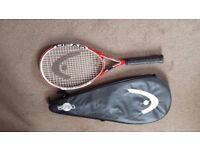 Head Nano Titanium Tennis Racquet