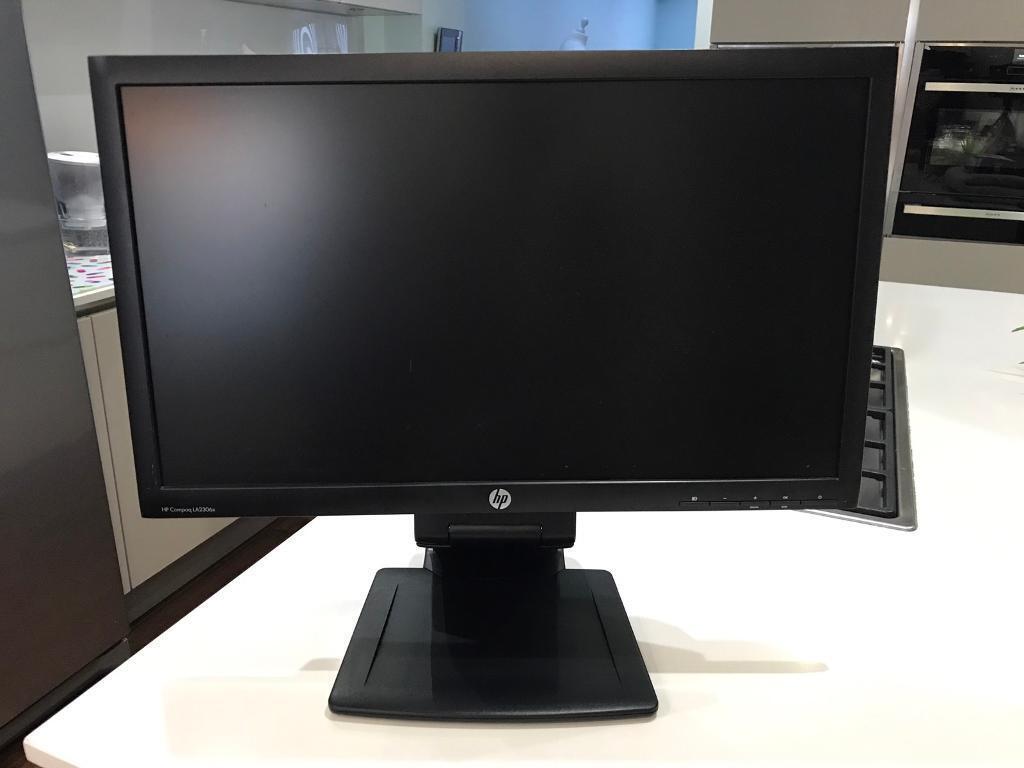 Hp Compaq La2306x Lcd Monitor 23 Inch In Islington