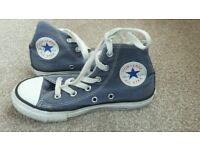 Childs Converse All Stars size 13 and 1/2