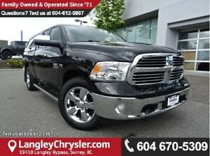 2014 RAM 1500 SLT w/ 4X4, U-CONNECT BLUETOOTH & REAR-VIEW CAMERA