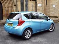 2014 Nissan Note 1.2 DiG-S Acenta Premium 5 door Auto Petrol Hatchback