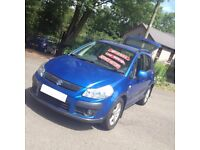 MODERN SUZUKI SX4 19. DDIS MT DIESEL/HI SPEC/ALLOYS/ SIX SPEED/LIKE FORD FIESTA ...............