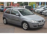 VAUXHALL CORSA 1.2 SXI TWINPORT 2004 54 LOW MILEAGE