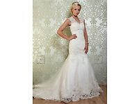 Beautiful Viva bride Vintage wedding dress gown Size 8 - 10 bridal gown