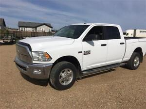 13 Ram 2500 Outdoorsman Financing and Warranty Need nothing