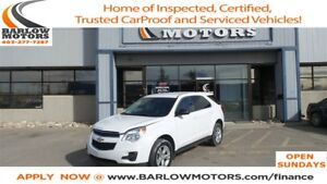 2013 Chevrolet Equinox LS (MASSIVE BLOWOUT)