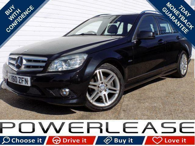 2011 60 MERCEDES-BENZ C CLASS 2.1 C220 CDI BLUEEFFICIENCY SPORT 5D 170 BHP DIESE