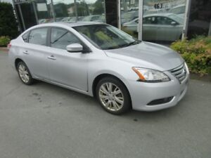 2013 Nissan Sentra SL LUXURY EDITION WITH LEATHER