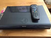 Sky HD 2TB box and remote