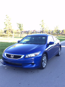 2008 Honda Accord EX-L Coupe, Low Km, NO ACCIDENTS!!