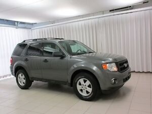 2011 Ford Escape 4WD V6 SUV w/ AUX/USB, AIR CONDITIONING, CRUISE