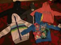 Bin bag full of 2-3 boys clothes
