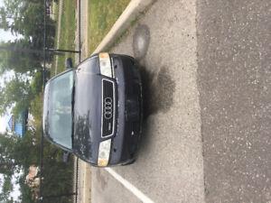 2000 Audi A6 Quattro Sedan