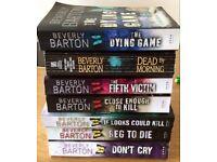 Crime Thriller Novels - cheap at 70p Each or 4 for £2.00