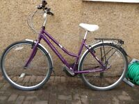 Ladies bike dawes hybrid