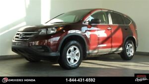 2013 Honda CR-V LX 4WD mags bluetooth