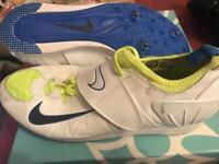 Nike Running/Polevault Running Spikes Uk Size 8 (womens)