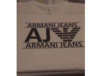 Armani Jeans T shirt Brand New