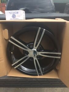 17x9.5 rims for gm cars