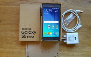 16gb-Samsung s5 Neo-MINT CONDITION-10/10-UNLOCKED-All networks