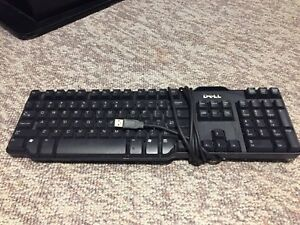 DELL keyboard and ACER mouse
