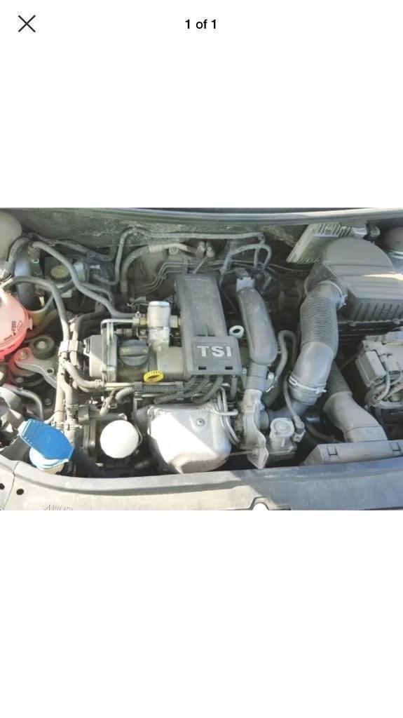 Seat skoda vw and audi 1.4tsi engine complete