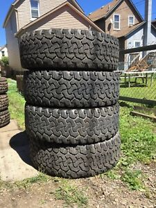4 285/75R16 bfg all terrain tires