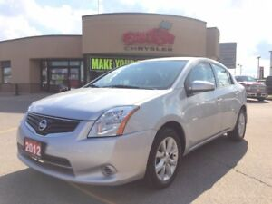 2012 Nissan Sentra 2.0 ALLOYS AIR CONDITION GREAT ON GAS