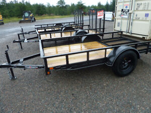 (new) 2018 5'x10, Utility Trailer ( Tru-north) This Weekend