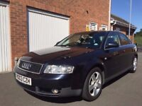 2003 Audi A4 1.9 Tdi PD130 Mot April 18 195k not a3 passat 2.0 Tdi a6 320d vectra