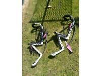 Pro jumping stilts sport equipment