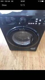 Hotpoint washer dryer 8kg load 1400 spin