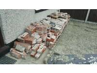 Free for collection, reclaimed bricks