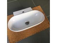 Wall Hung Bathroom Basin