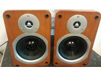 Pure Speakers for a cycle