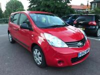 Nissan Note MPV 2012 1.5 Manual 5 Door hatchback Diesel £20 1 year road tax