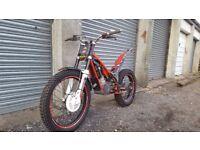gasgas 300 txt pro trials bike road registered (not sherco, beta, gas gas, trails)
