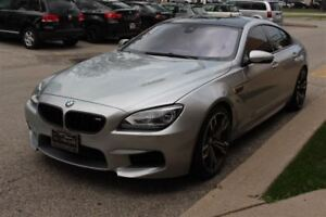 2014 BMW M6 ///M6 / NAVIGATION / PADDLE SHIFTER / BACKUP