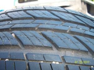 Tour RS 205/55R16 Tires (set of 2) 90% Tread Left