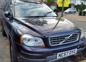 Volvo XC90 3.2 AWD Petrol 2007 (57) 7 seater 96k miles