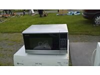 sharp 800 watt microwave