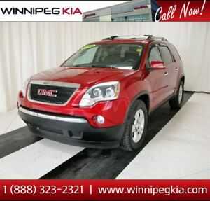 2012 GMC Acadia SLE *No Accidents! Seats 7!*