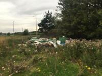 Rubbish need cleared will be paid ASAP