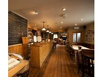 General Manager of Busy Gastro-Style pub with Rooms