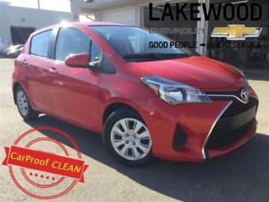 2016 Toyota Yaris LE (Colored Touch Screen, Bluetooth)