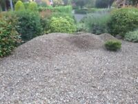 FREE pebbles/gravel for garden or drive