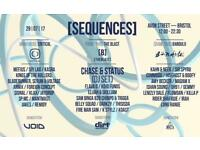 2 tickets to sequences d&b @ Motion NEXT SAT