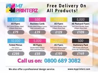 FLYER I LEAFLET I BUSINESS CARDS I POSTER I BANNER I MENU I PRINTING I GRAPHIC DESIGN